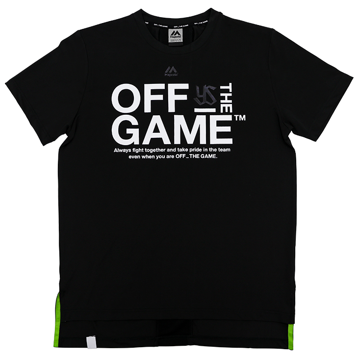 OFF THE GAME Tシャツ