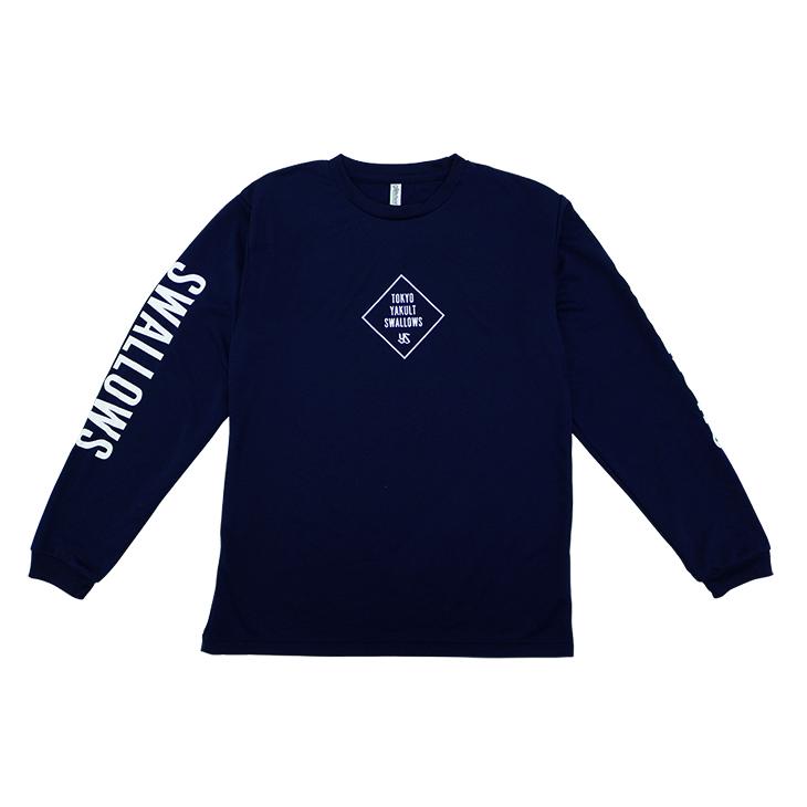 SWALLOWSロゴ ドライロンTシャツ