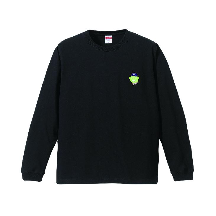 マリモロゴ ロングTシャツ