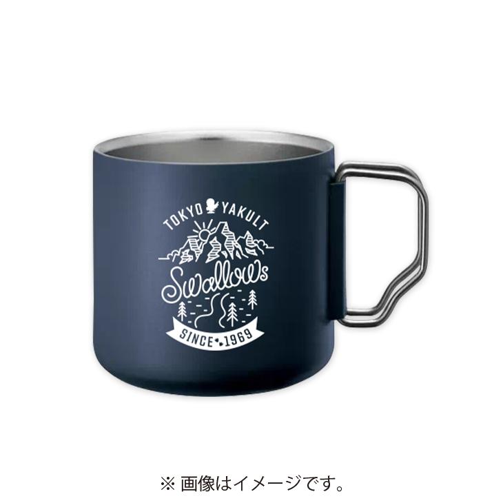 山コレクションサーモステンレスマグカップ