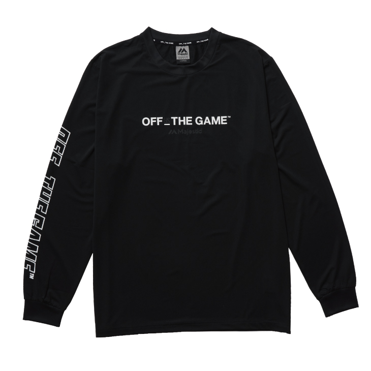 OFF THE GAME ロングTシャツ