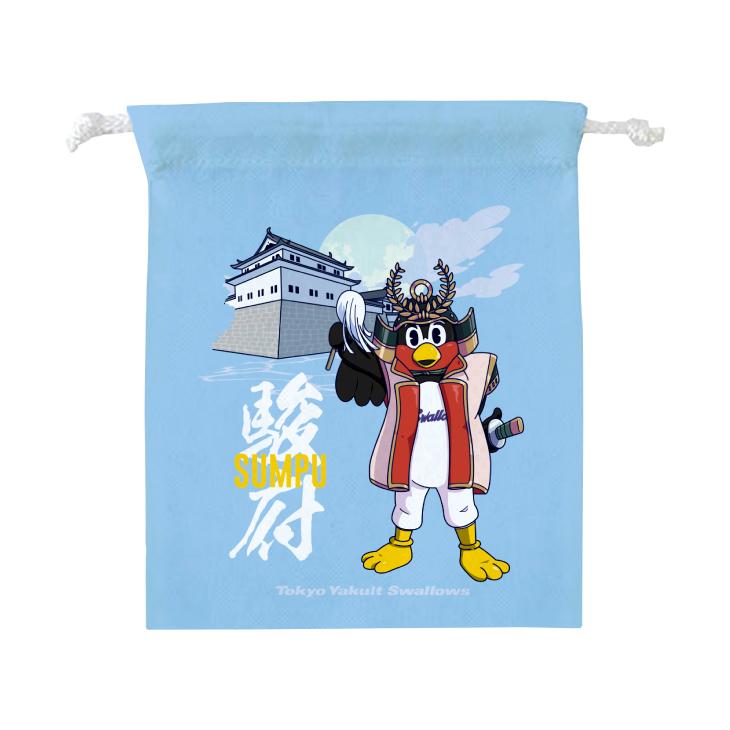ご当地つば九郎巾着(静岡)