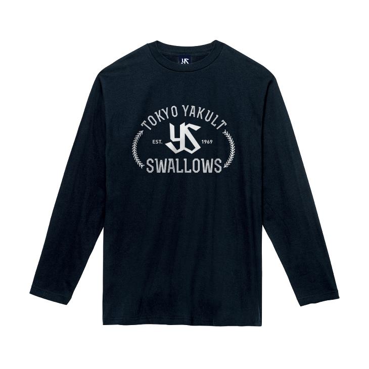 YSロゴロングTシャツ