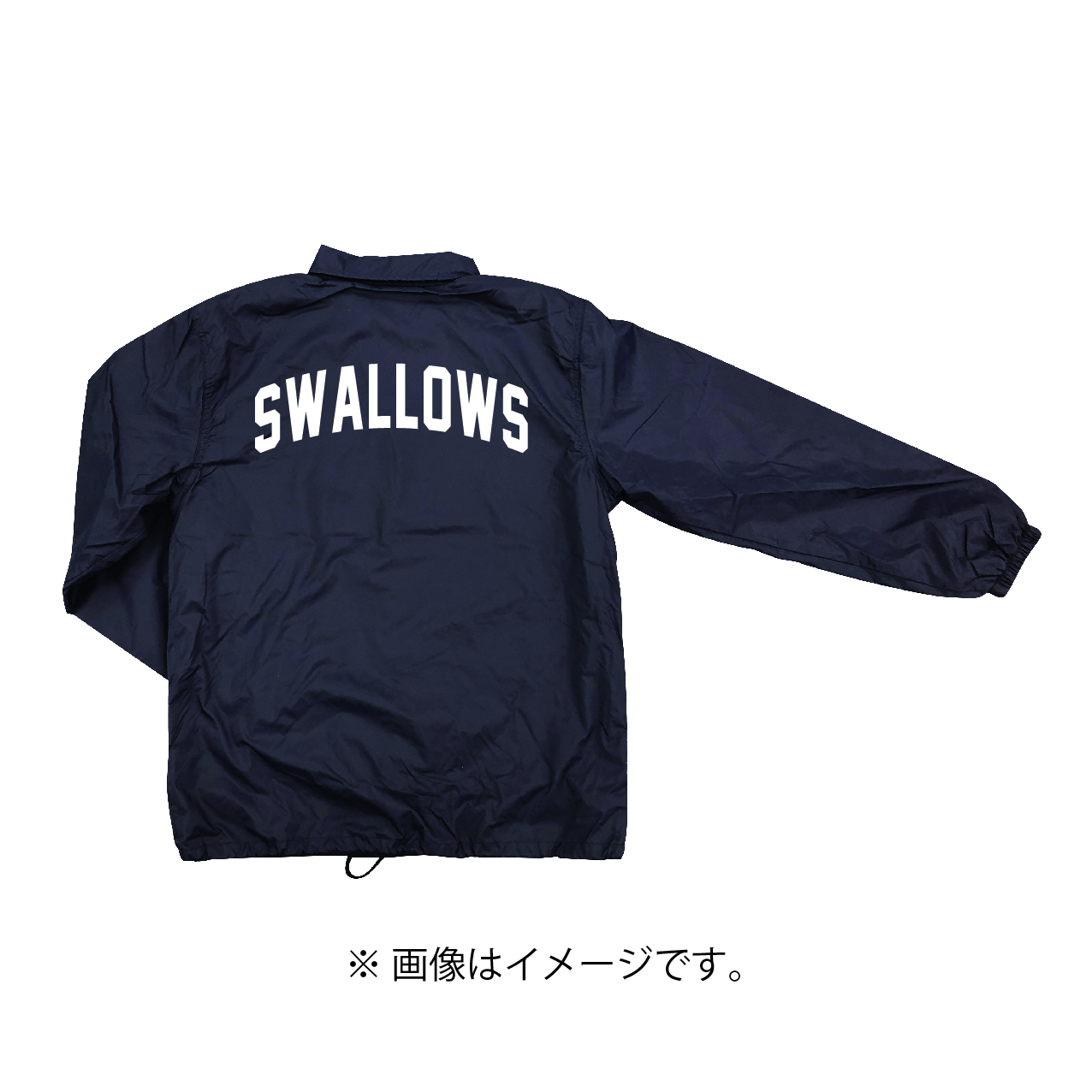 2021Swallowsコーチジャケット※全選手対応