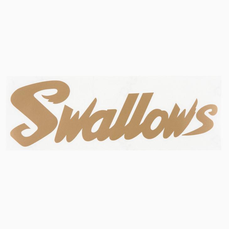 カーステッカーゴールド(Swallows)