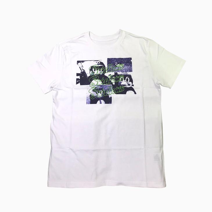 つば九郎プリント刺繍Tシャツ