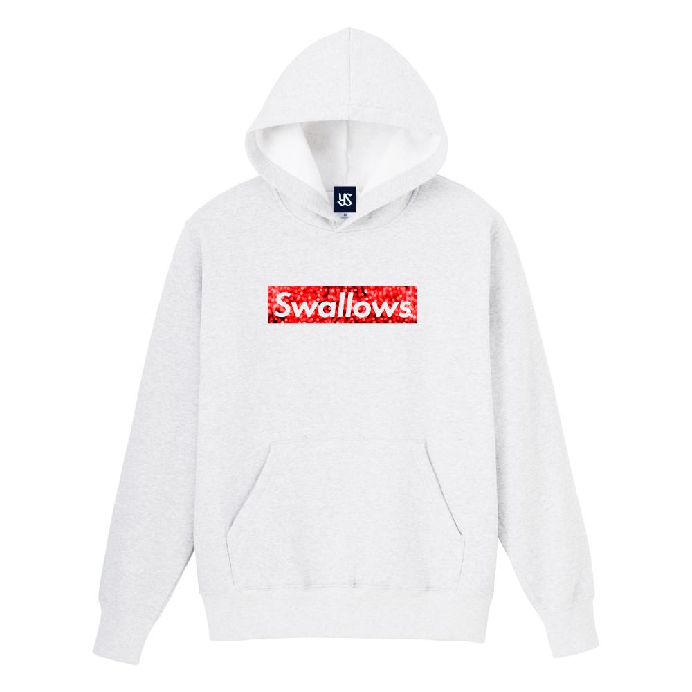 ボックスロゴパーカー(Swallows)