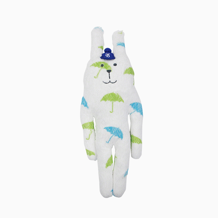 CRAFTHOLIC×SWALLOWS 抱き枕Sサイズ ラブ(ウサギ)