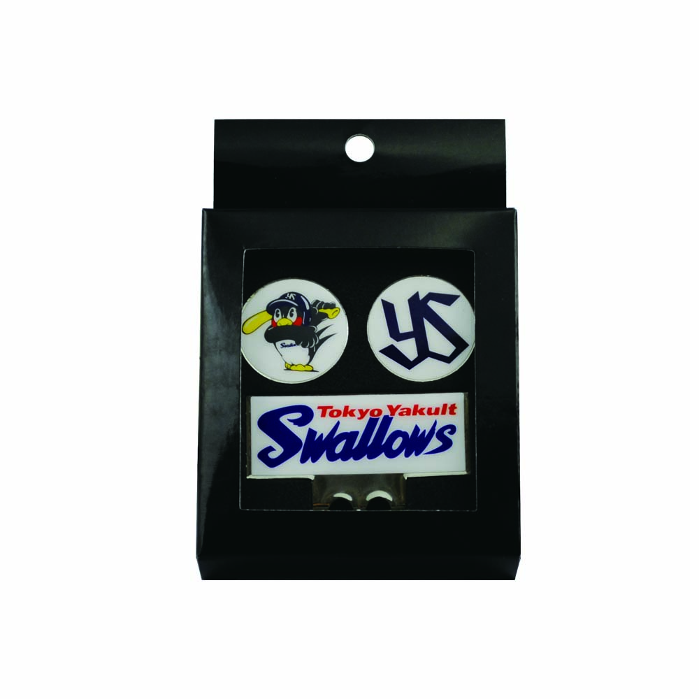 Swallowsクリップ&マーカー