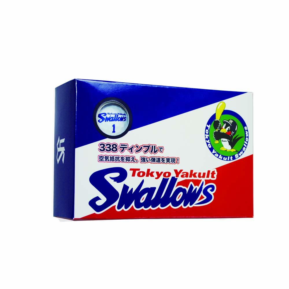 Swallowsボール(6個入り)