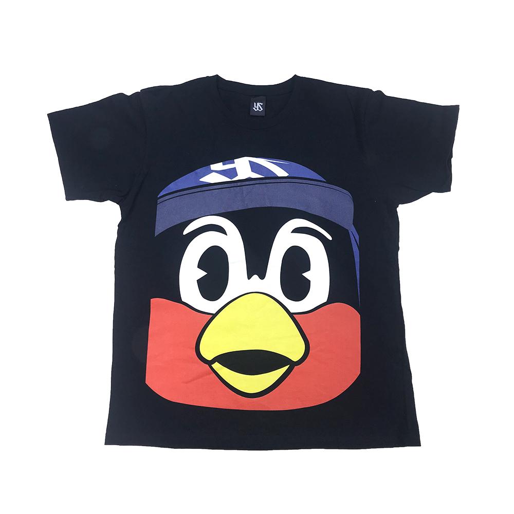 つば九郎ビッグフェイスTシャツ