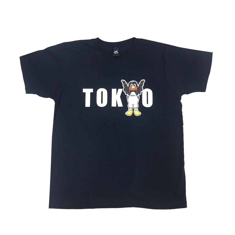 つば九郎TOKYO Tシャツ