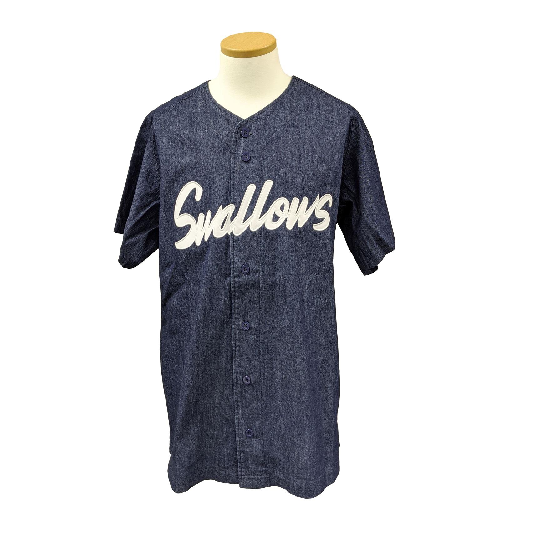 2020デニムベースボールシャツ