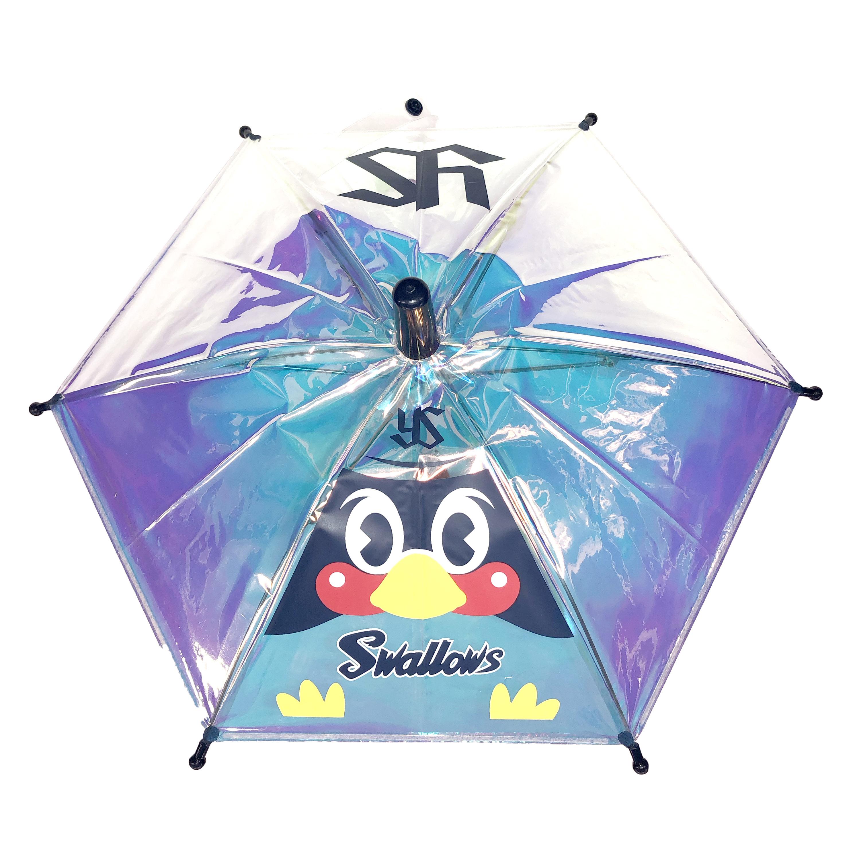 応援ミニチュア傘 つば九郎フェイス