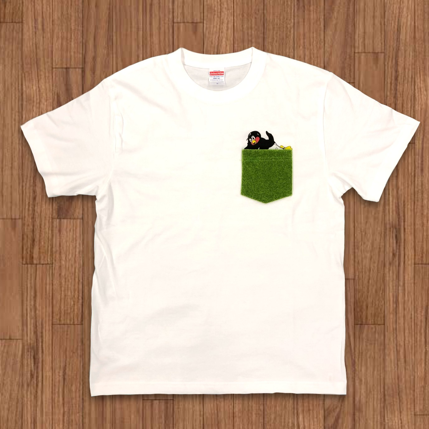 SWALLOWS×Shibaful Tシャツ(ごろん)