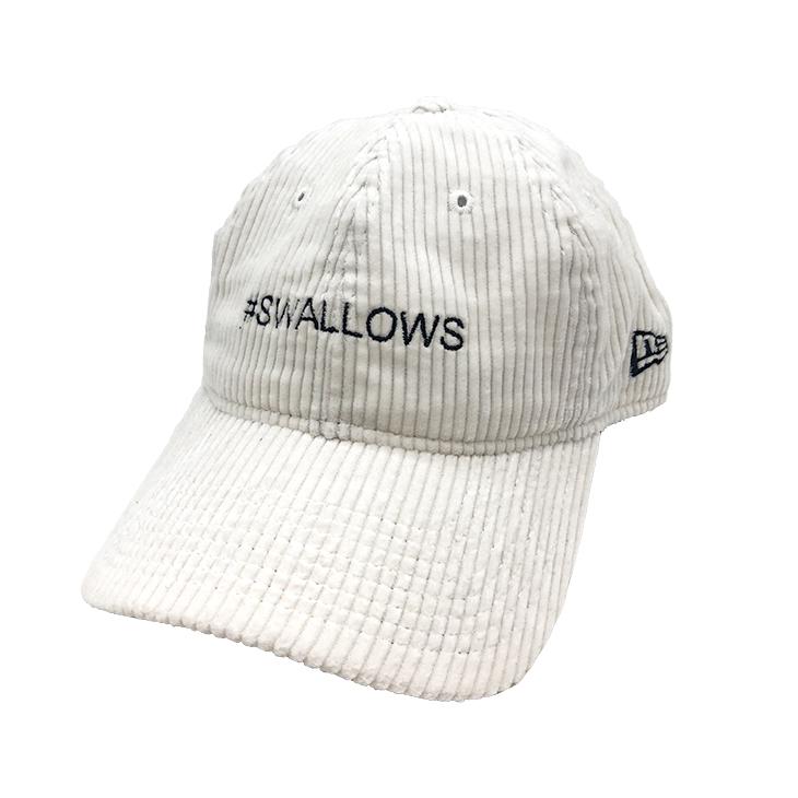 920Swallows CORDUROYハッシュタグ(オフホワイト)