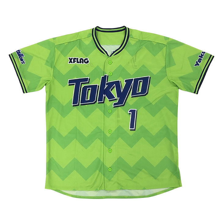 2020 TOKYO燕パワー アップグレードユニホーム