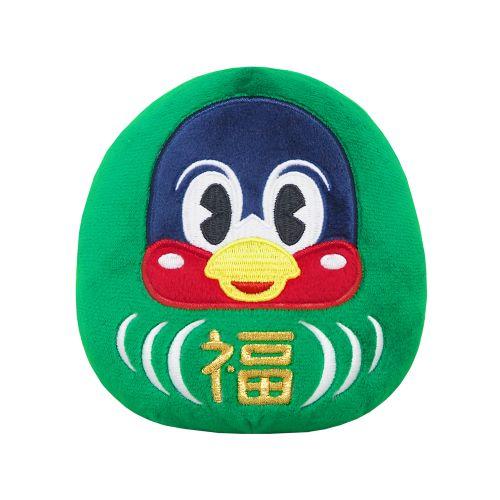 つば九郎ダルマ(緑Ver)